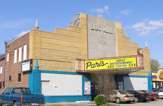 Movie Theater in Paris Movie Theaters in Memphis tn